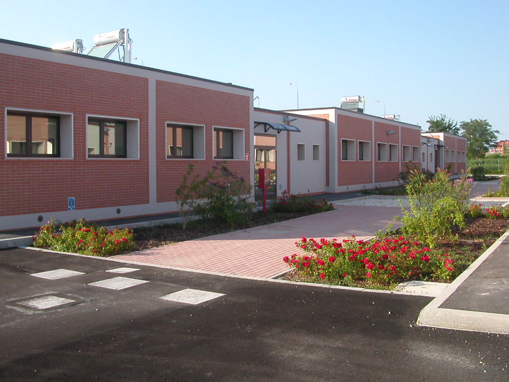 The Ferrara Polo Tecnologico incubator