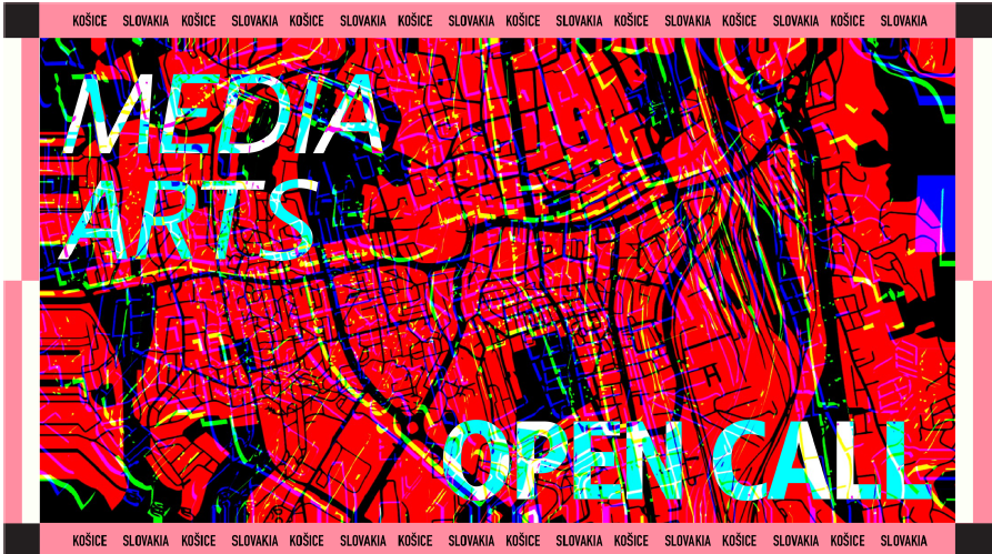 Call for Media Art Residency in Creative City Košice, Slovacchia