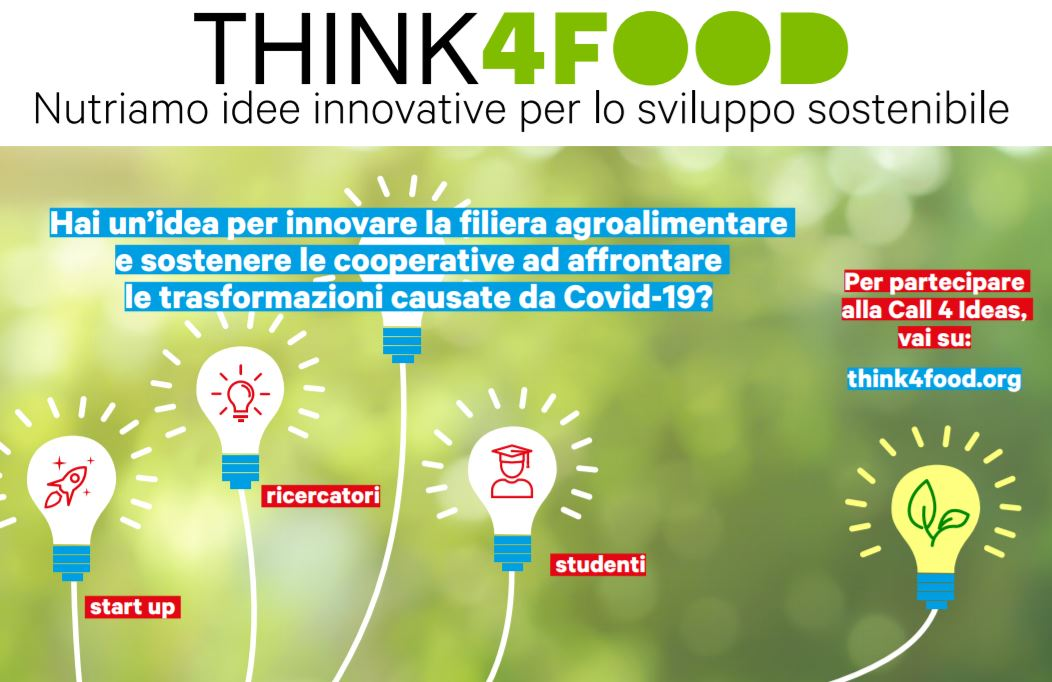 Think4Food - Nutriamo idee innovative per lo sviluppo sostenibile