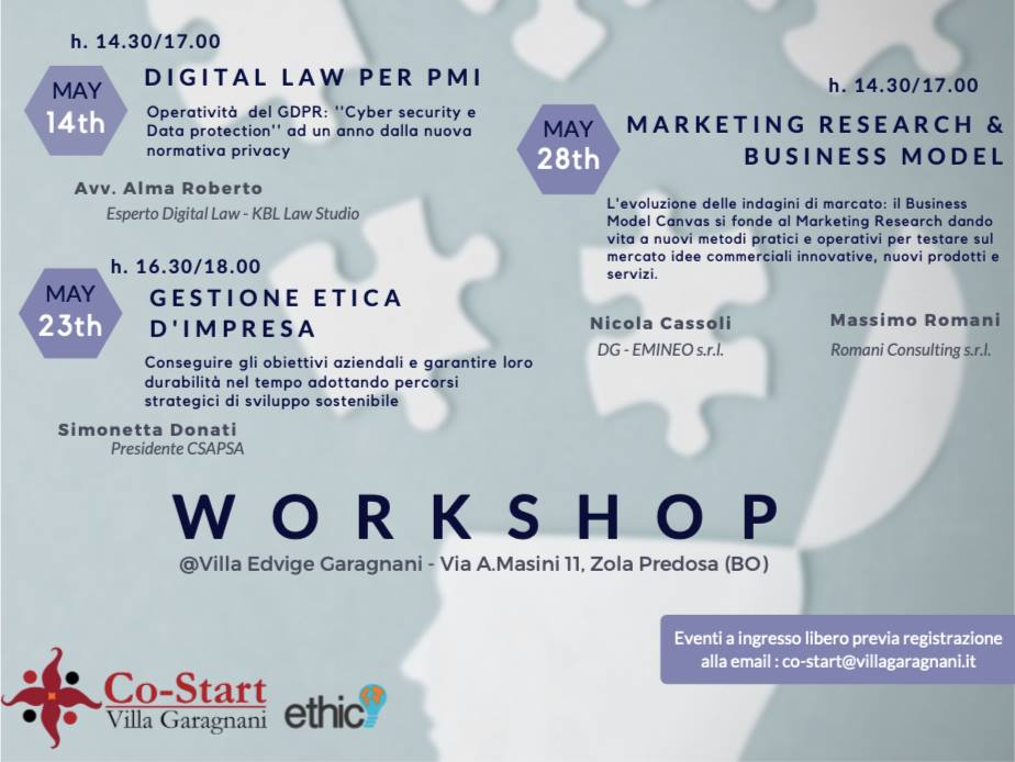 Workshop per PMI