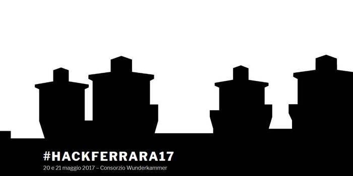 #HackFerrara17