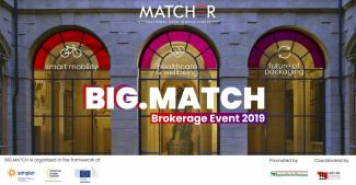 MATCHER - Open Innovation Program: aperte le iscrizioni per BIG.MATCH