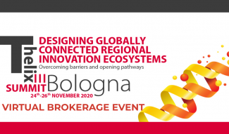 EEN Virtual Brokerage Event del #TripleHelixSummit2020