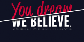 You dream, we belive